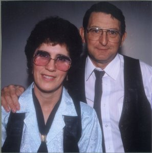 Marion and Ralph Fiander
