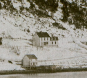 Tom McCarthy House