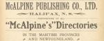 McAlpine's Directory