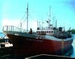 the aquatic pioneer fishing vessel