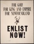 recruitment poster world war one