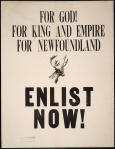 recruitment poster world war one