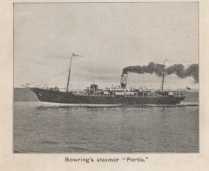 steamship portia