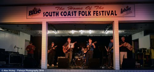 South Coast Arts Festival 2016